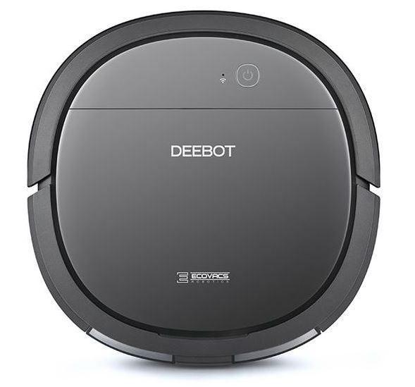 [新品] ECOVACS DEEBOT OZMO Slim10 薄型設計(5.7cm)の水拭きもできる家庭用ロボット掃除機