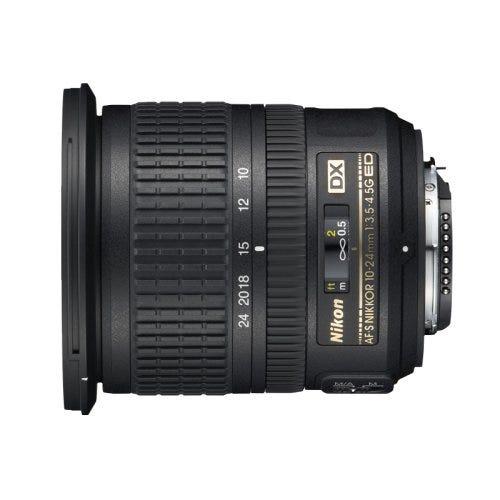 Nikon AF-S DX NIKKOR 10-24mm f/3.5-4.5G ED 広角ズームレンズ