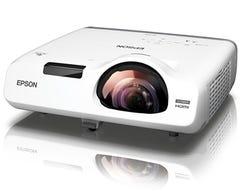 EPSON ビジネスプロジェクター EB-535W 超短焦点デスクトップモデル
