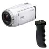 SONY ビデオカメラ HDR-CX680 バッテリーグリップGP EM-L5000BGP セット