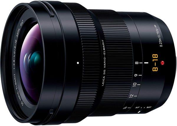 Panasonic LEICA DG VARIO-ELMARIT 8-18mm F2.8-4.0 ASPH. 広角ズームレンズ