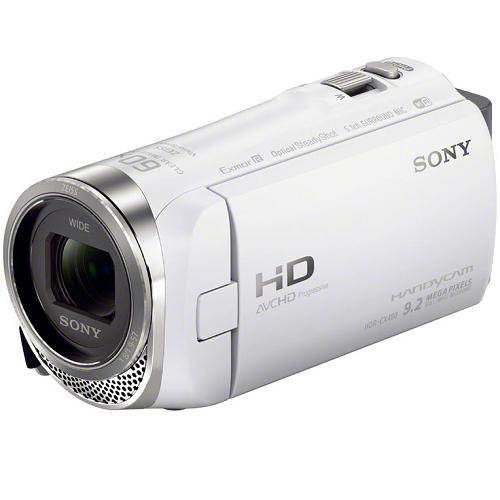 SONY ビデオカメラ HDR-CX480 & 三脚 EX-440 セット