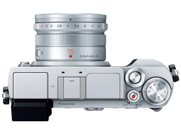 Panasonic LUMIX DC-GX7MK3L-S 単焦点ライカDGレンズキット シルバー ミラーレス一眼