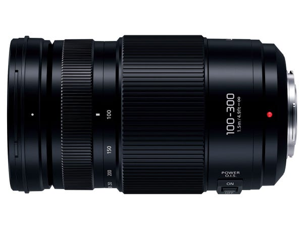 Panasonic LUMIX G VARIO 100-300mm / F4.0-5.6 II / POWER O.I.S. 望遠ズームレンズ