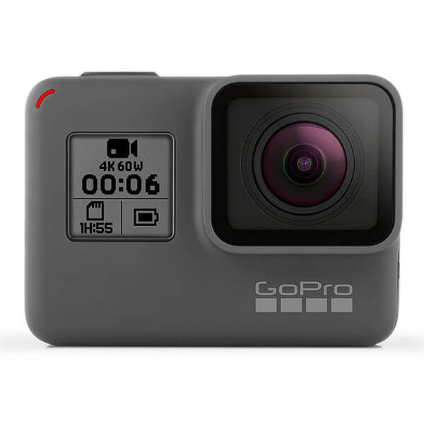 GoPro HERO6 Black 定番のマウントセット(カメラアーム)