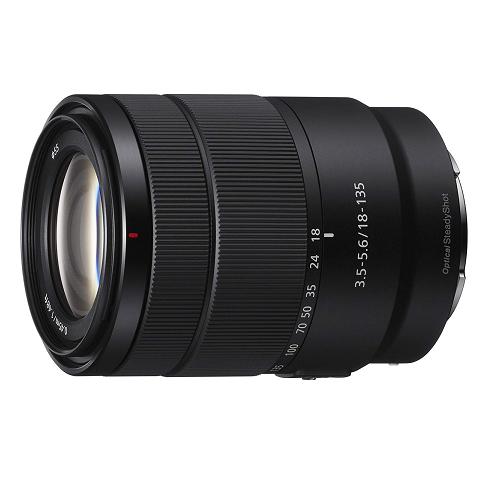 SONY E 18-135mm F3.5-5.6 OSS SEL18135 高倍率ズームレンズ
