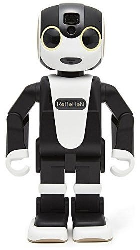 シャープ ロボット電話 ロボホン Wi-Fi専用モデル