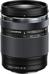 OLYMPUS M.ZUIKO DIGITAL ED 14-150mm F4.0-5.6 II 高倍率ズームレンズ