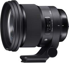SIGMA 105mm F1.4 DG HSM 単焦点レンズ (CANON EFマウント) 259549