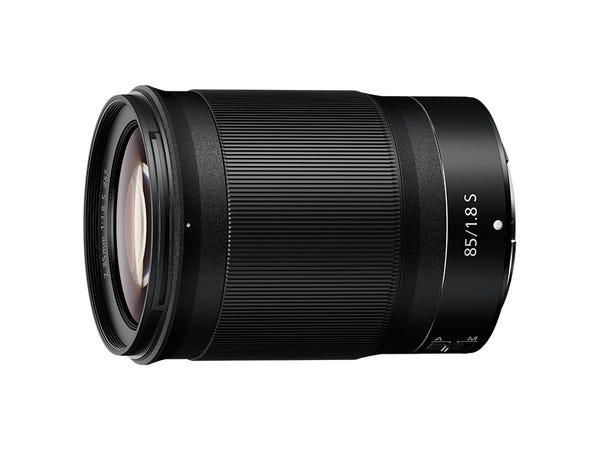 NIKKOR Z 85mm f/1.8 S 単焦点レンズ