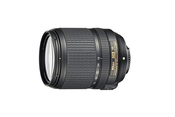 Nikon AF-S DX NIKKOR 18-140mm f/3.5-5.6G ED VR 高倍率ズームレンズ