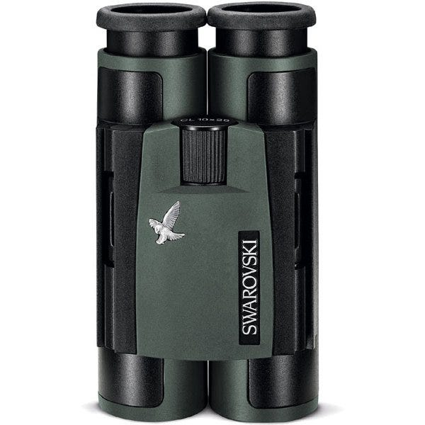 SWAROVSKI スワロフスキー 防水機能付き双眼鏡 CL Pocket 8×25 グリーン 倍率8倍