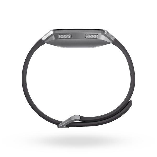 [新品] Fitbit フィットネスリストバンド Ionic Small&Large Charcoal
