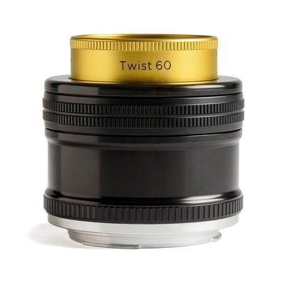 Lensbaby Twist ツイスト 60mm F2.5 (CANON EFマウント)
