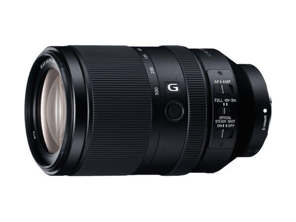 SONY FE 70-300mm F4.5-5.6 G OSS SEL70300G 望遠ズームレンズ