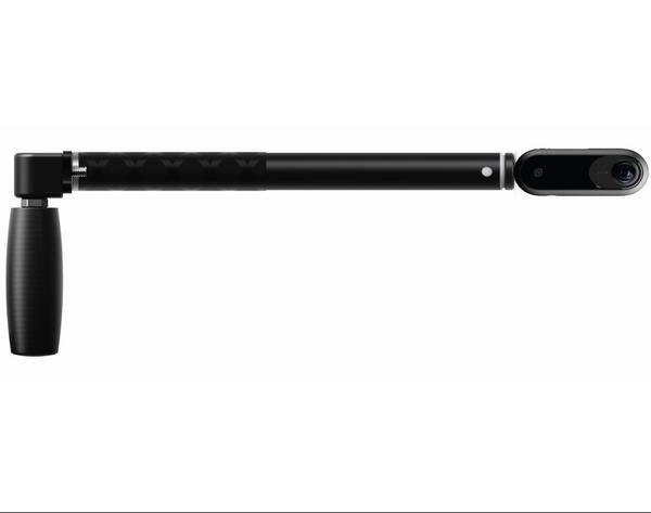 360度カメラ Insta360 ONE バレットタイムハンドル 自撮り棒セット