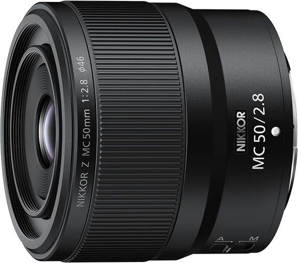 NIKON NIKKOR Z MC 50mm f/2.8 単焦点レンズ