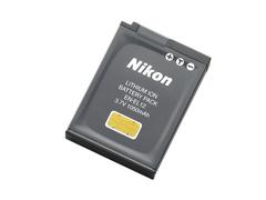 NIKON 予備バッテリー EN-EL12 (COOLPIX AW130・COOLPIX W300用)