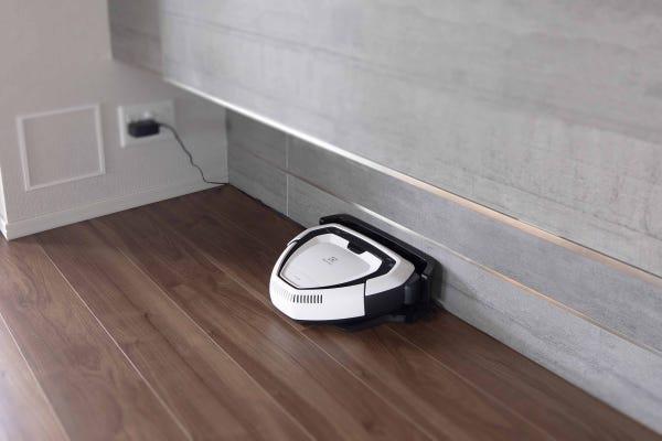 [新品] Electrolux(エレクトロラックス) ロボット掃除機 PUREi8 PI81-4SWP