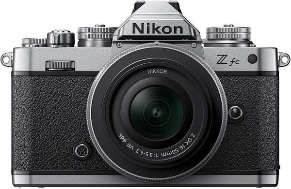 NIKON Z fc 16-50 VR SL レンズキット ミラーレス一眼