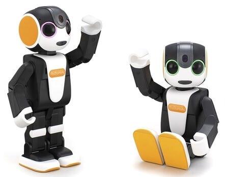 シャープ ロボット電話 ロボホン(非歩行/Wi-Fiモデル)お仕事パック付きモデル
