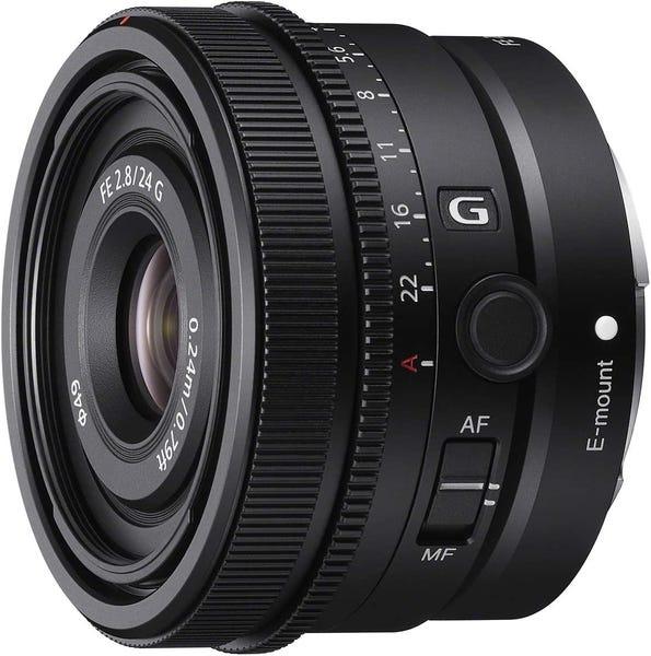 SONY FE 24mm F2.8 G 単焦点レンズ