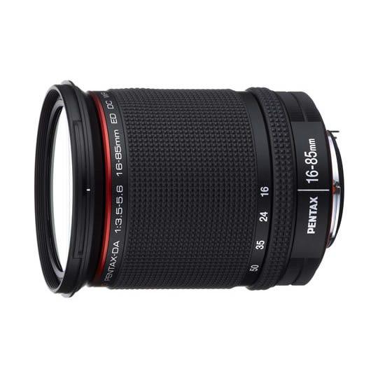 HD PENTAX-DA 16-85mmF3.5-5.6ED DC WR 高性能ズームレンズ