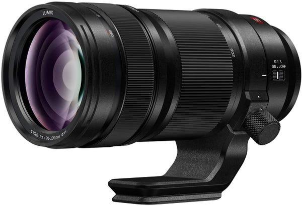 Panasonic LUMIX S PRO 70-200mm F4 O.I.S. 望遠ズームレンズ