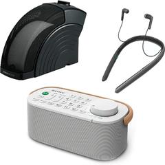売れ筋集音機器 自宅で聞き比べセット