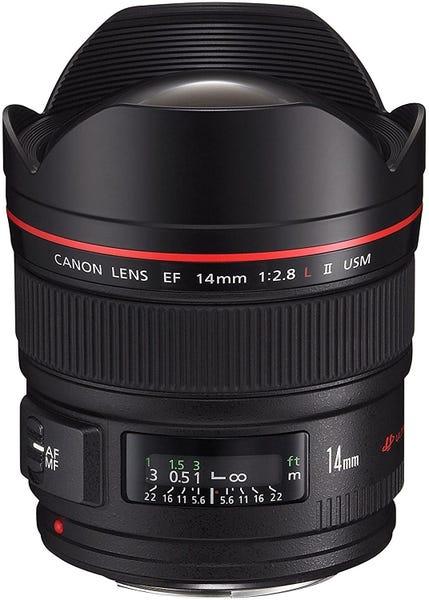 CANON EF14mm F2.8L II USM 単焦点レンズ
