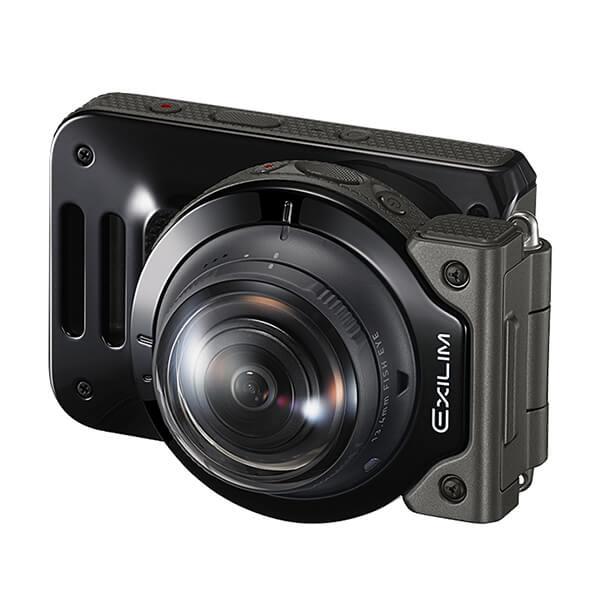 CASIO 全天周カメラ EXILIM EX-FR200