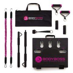 BODYBOSS 2.0 ポータブルフィットネス