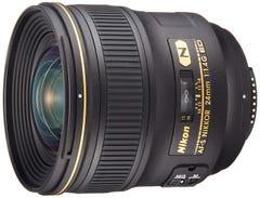 NIKON AF-S NIKKOR 24mm f/1.4G ED 単焦点レンズ