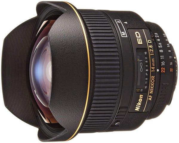 NIKON AI AF Nikkor 14mm f/2.8D ED 単焦点レンズ