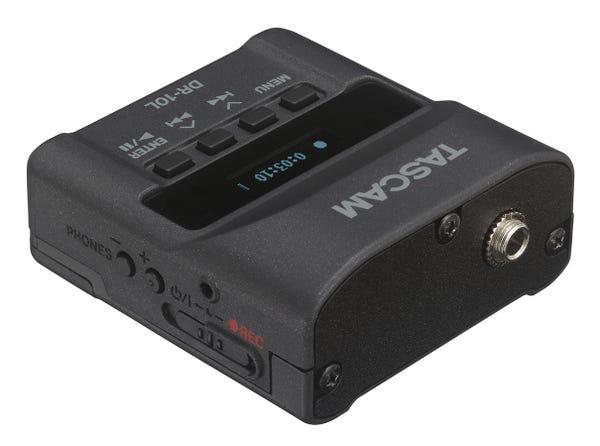 TASCAM DR-10L ピンマイクレコーダー