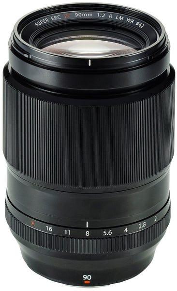 FUJIFILM FUJINON XF 90mm F2 R LM WR 単焦点望遠レンズ