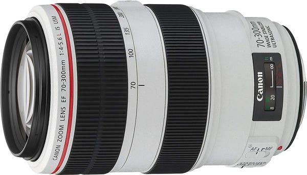 CANON EF70-300mm F4-5.6L IS USM 望遠ズームレンズ
