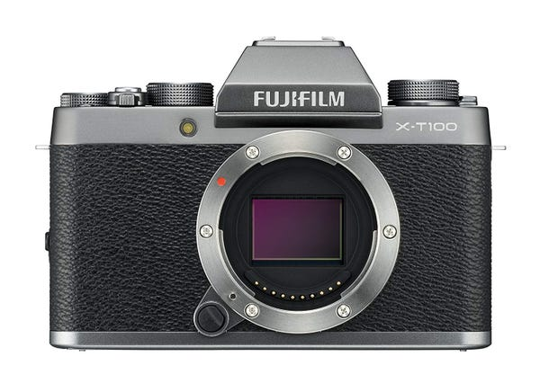 FUJIFILM X-T100 ボディ ミラーレス一眼