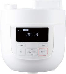 siroca 4L 電気圧力鍋 SP-4D151-W ホワイト