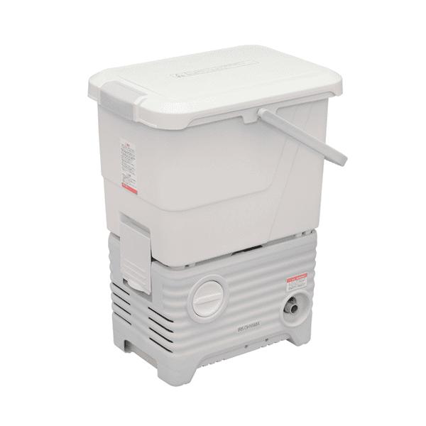 アイリスオーヤマ 高圧洗浄機 タンク式 デッキブラシセット SBT-512N