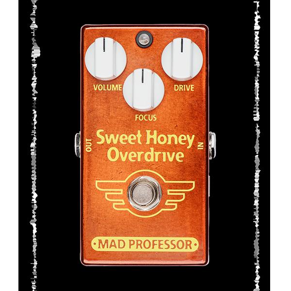 MAD PROFESSOR Sweet Honey Overdrive Factory