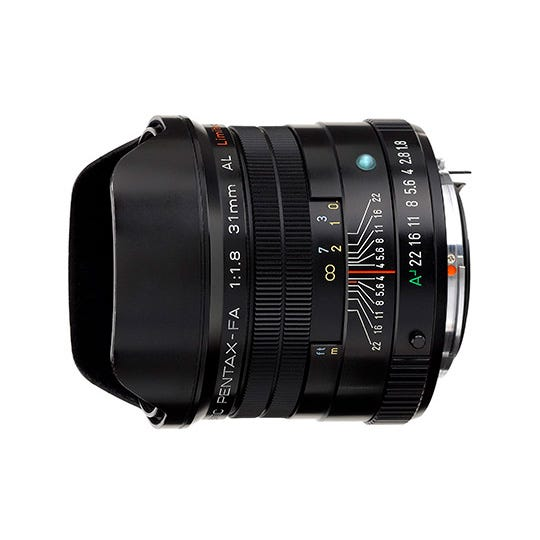 smc PENTAX-FA 31mmF1.8AL Limited 単焦点レンズ