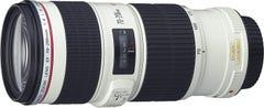 CANON EF70-200mm F4L USM 望遠ズームレンズ