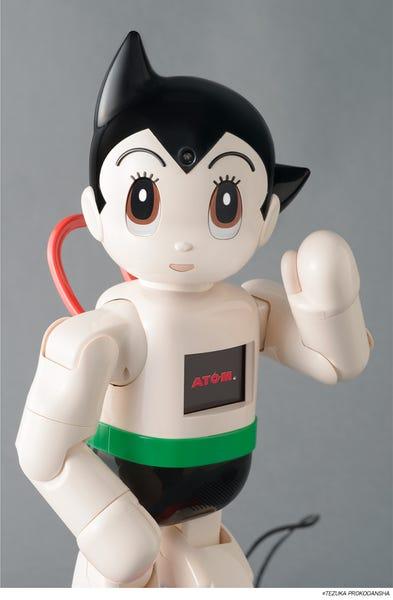 コミュニケーションロボット ATOM(アトム)