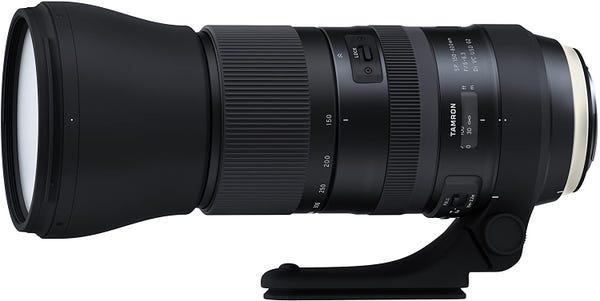 TAMRON SP 150-600mm F/5-6.3 Di VC USD G2 望遠ズームレンズ (CANON EFマウント)