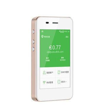 [世界周遊用] Wi-Ho!!ポケットWiFi(1GB)