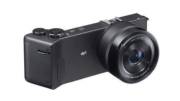 SIGMA dp1 Quattro 単焦点レンズ固定式 デジタルカメラ