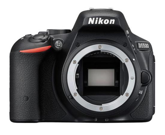 NIKON D5500 テーマパーク向け400mmセット (17-50mm F2.8/100-400mm) 一眼レフ