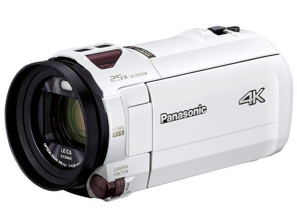 Panasonic デジタル4Kビデオカメラ HC-VX992M ピュアホワイト