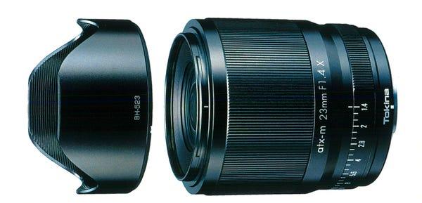 Tokina atx-m23mm F1.4x  (FUJIFILM Xマウント用)
